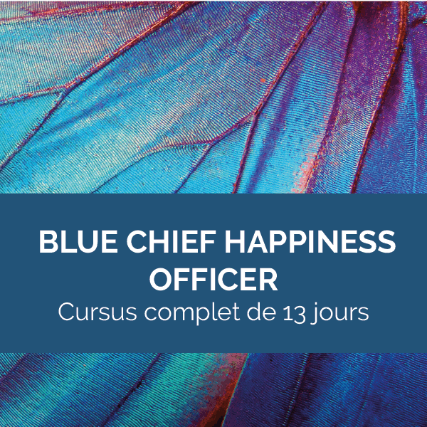 Cursus complet Blue Chief Happiness Officer