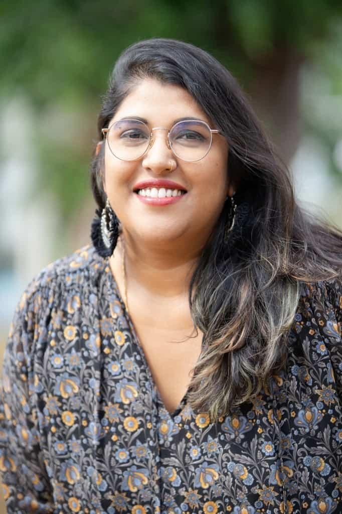 Indira Velaye Andy